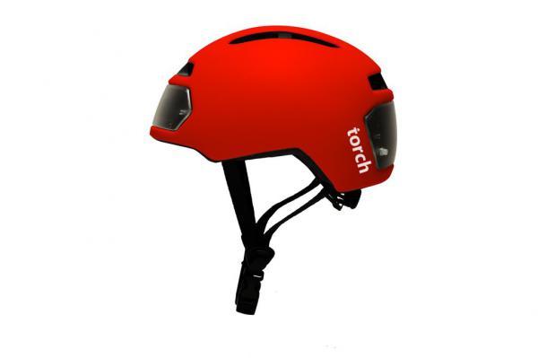 TORCH T2 fietshelm Rood